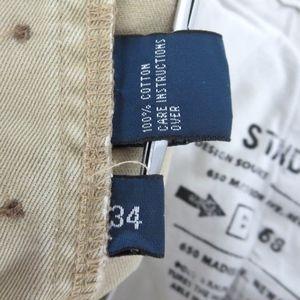 Polo by Ralph Lauren Shorts - Polo Ralph Lauren Sz 34 Standard Issue Shorts Flat